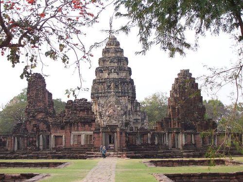 Phimai temple in korat, nakon ratchassima