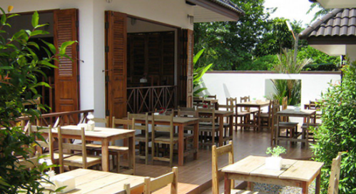 Baan Saranya Lodge, Resort Restaurant in Khao Yai