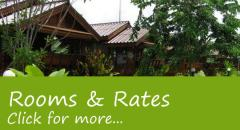 our resort bungalows in khao yai, pak chong